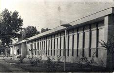 """Foto do Palácio da Justiça (Tribunal) na Década de 1970-1980. Foto: Jornal """"Região de Rio Maior""""   Portugal"""