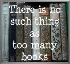 This is what I think when I'm in the book store, but then I disagree every time I move. I Love Books, Books To Read, My Books, Reading Quotes, Book Quotes, Book Sayings, Bookworm Quotes, I Love Reading, Reading Lists