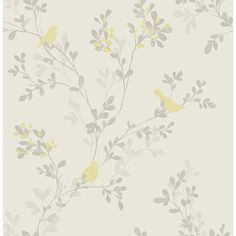 Find wallpaper close-out sale pricing for popular wallpaper patterns online courtesy of Wallpaper Warehouse. Watercolor Wallpaper, Botanical Wallpaper, Bird Wallpaper, Kitchen Wallpaper, Wallpaper Online, Wallpaper Samples, Wallpaper Roll, Pattern Wallpaper, Watercolor Bird