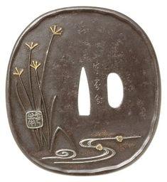 「鍔」のブログ記事一覧-鐔鑑賞記 by Zenzai