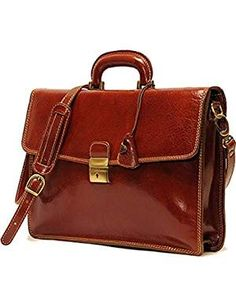 online shopping for Floto Luggage Milano Leather Laptop Sleeve, Brown, Medium from top store. See new offer for Floto Luggage Milano Leather Laptop Sleeve, Brown, Medium Briefcase Women, Leather Briefcase, Leather Backpack, Women's Briefcase, Leather Bags, Leather Craft, Duffel Bag, Leather Working, Italian Leather