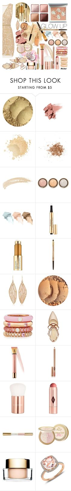 """Glam Highlighters"" by michal100-15-4 ❤ liked on Polyvore featuring beauty, Shiseido, Clarins, Dolce&Gabbana, Topshop, By Terry, Paul & Joe, Elizabeth Arden, Estée Lauder and Lancôme"