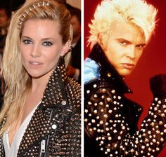 Met Gala's Punk Lookalikes, Then and Now | Fashion - Yahoo! Shine