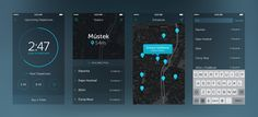Hello! I'm working now on redesign of Metrobot. It's super-simple app that shows you precise departures of trains in Prague's undeground.              I've already done an icon over a year ag...
