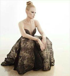 Armani Prive Nicole Kidman