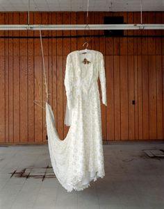 Wedding dress 2005