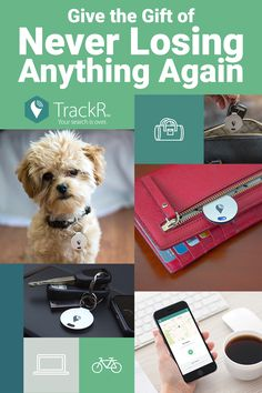 tracking device for use with iphone