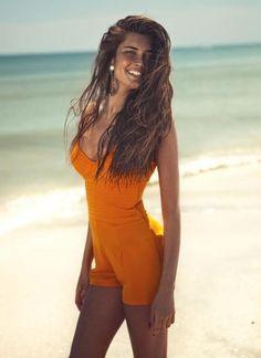 Saffron OnePiece Swimsuit ♥