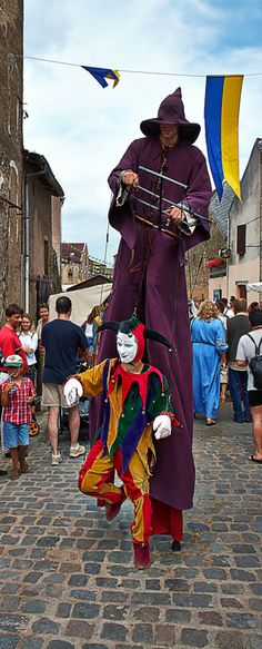 Medieval festival in Rodemack by Baltramaitis on 500px