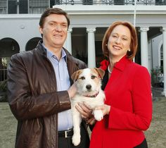 At Home with Julia follows the hilarious lives of Prime Minister Julia Gillard and her boyfriend, Tim Mathieson. Whether she's warding off the paparazzi, talking to her dog, or spying on her stud of a neighbor through the window, Julia never fails to entertain! http://vibrant.tv/shows/at-home-with-julia #TV #International #Australia #VibrantTV