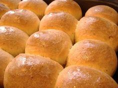 Buttery Bread Machine Rolls