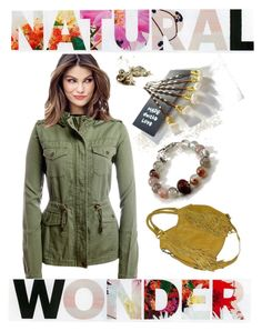 """Natural Wonder"" by temptteam ❤ liked on Polyvore featuring Aéropostale and ULTA"