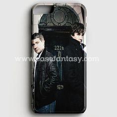 Sherlock And Dr Watson iPhone 6 Plus/6S Plus Case | casefantasy