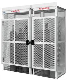 Inspirational Oxygen Tank Storage Cabinet