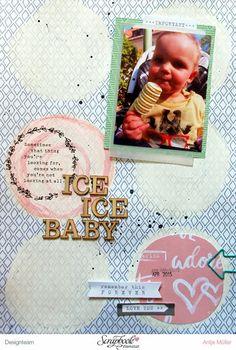 Ice Ice Baby - {April-Kit} in der {Sketch-Werkstatt}