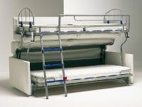 Диван двухъярусная кроватьdue-006