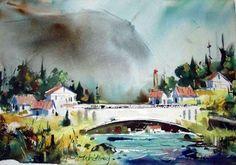 Edgar Whitney Watercolors - Bing Images