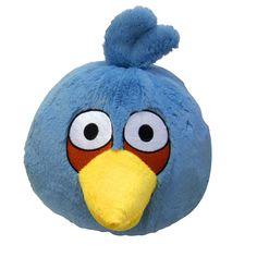 "Angry Birds 16"" Deluxe Plush Blue Bird"
