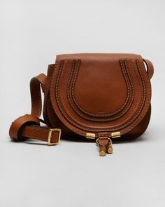 I am dreaming of this for fall...Marcie Satchel, Small by Chloe at Bergdorf Goodman.