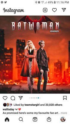 Batwoman, Supergirl, Fan Art, Movie Posters, Movies, Instagram, Films, Film Poster, Cinema