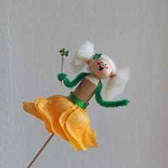 Veselý zápich- víla květinka