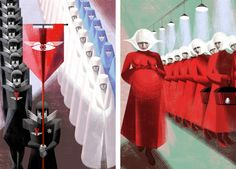 Thesis on the book The Handmaid's Tale by Margaret Atwood?