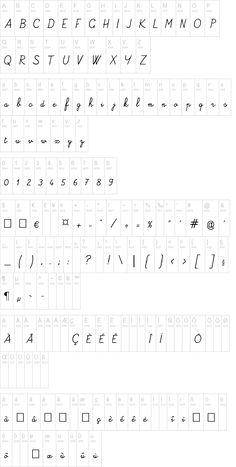 Alamain | sweet cute script font joined