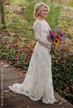 Rustic Country Wedding Dresses New Daily Fashion