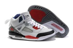 Nike Air Jordan 3.5 Dames Schoenen wit zwart grijs rood
