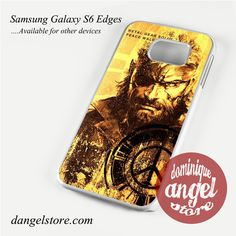 Metal Gear Solid Peace Walker Phone Case for Samsung Galaxy S3/S4/S5/S6/S6 Edge/S6 Edge Plus