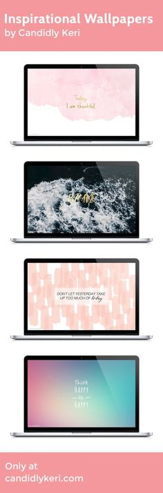 Inspirational quotes, ocean, patterns, watercolor, gold foil wallpaper you can download for free on the blog! For any device; mobile, desktop, iphone, android!