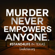 #stand4life, pro-life