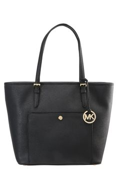 MICHAEL Michael Kors JET SET  - Shopping bag - black a € 225,00 (20/12/16) Ordina senza spese di spedizione su Zalando.it