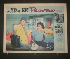 Thelma Ritter Movies List | PILLOW TALK - DORIS DAY THELMA RITTER ORIGINAL 1958 ...