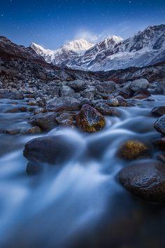 Himalayas, Khangchendzonga National Park, India