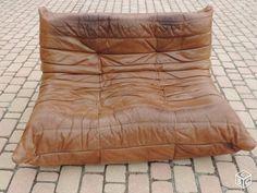 Canapé cuir TOGO Ligne Roset