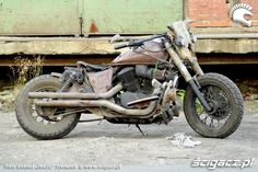 Honda Shadow Rat Bike 46 http://www.scigacz.pl/Rat,Bike,Honda,Shadow,750,byczo,13232.html