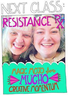 next class: Resistance Rx