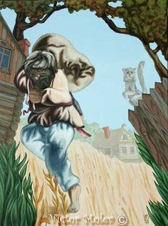 LEÓN TOLSTÓI: Otra ilusión óptica deLeón Tolstói, en esta ocasión deVictor Molev.