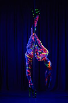 Neon and Pole on Behance