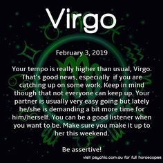 #horoscope#virgo#virgohoroscope#virgohoroscopes#astrology#dailyhoroscope#psychic Virgo Horoscope, Horoscopes, Astrology, Daily Virgo, Keep In Mind, Motivate Yourself, Good News, Leadership, Meant To Be