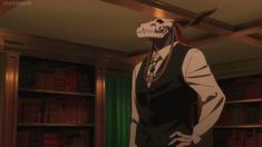 Here is a shot of Elias Ainsworth from The Ancient Magus' Bride OVA. The Ancient Magus' Bride OVA-Elias Ainsworth 13 Elias Ainsworth, The Ancient Magus Bride, Anime People, Light Novel, Black Butler, Anime Shows, Chibi, Cosplay, Deviantart
