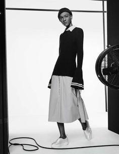 Vogue Germany February 2016 - Derek Lam