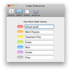 How To Use Mac OS X's Labels to Organize Your Files || MacLife.com