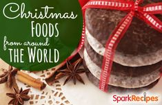 10 Christmas Recipes from around the World. Definitely trying some of these this year!| via @SparkPeople #recipes #holiday #Christmas