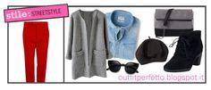 Come abbinare i PANTALONI ROSSI: outfit e consigli di abbinamenti!