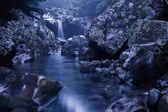 Donaeko Valley, Jeju Island, South Korea