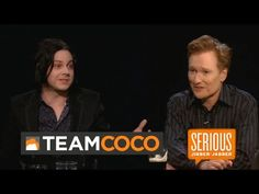 Rocker Jack White - Serious Jibber-Jabber with Conan O'Brien - YouTube