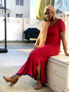 Modest Outfits, Modest Fashion, Cool Outfits, Hebrew Israelite Clothing, Israel Fashion, Fringes, Best Makeup Products, Daughter, Boho