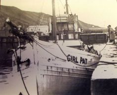Girl Pat uploaded in Grimsby (GY): Famous or infamous boat Girl Pat,this image was taken at Scrabster i believe after she came back to the UK from he. Boat Girl, Sailing Ships, Comebacks, Adventure, Gallery, Image, Roof Rack, Adventure Movies, Adventure Books